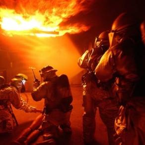 Künstliche Intelligenz überwacht Feuerwehr